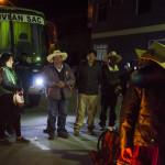 Bienvenida del alcalde de Andagua