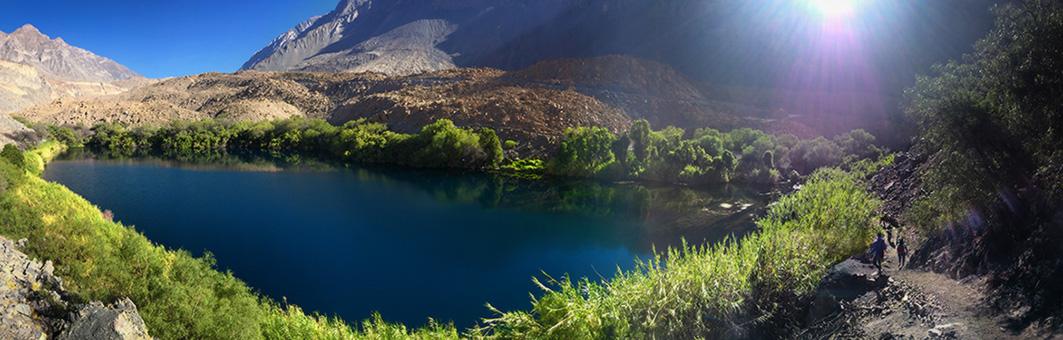 Camino a la laguna Mamacocha 4