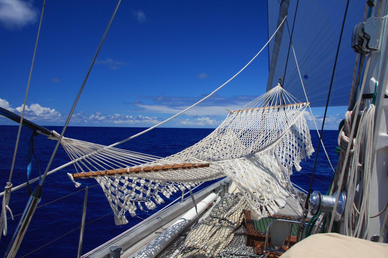 Surcando el Pacifico. Isla de Pascua