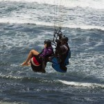 Talia en parapente_RN Paracas