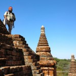 Templos de Bagan - Myanmar