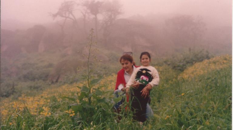 2. Lomas de Lachay mama 1992