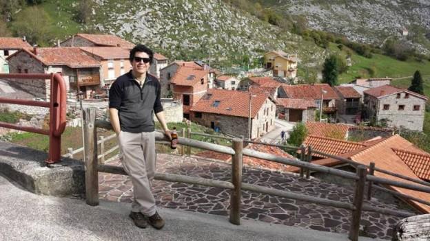 Ascenso a Tresviso, Cantabria