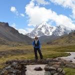 Comunidad de Chilca, vuelta al Ausangate