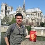 Siguiendo loas pasos de Vargas Llosa en Paris