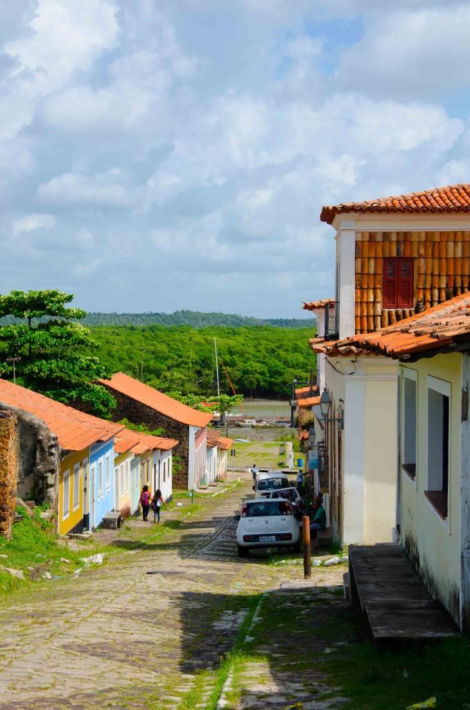 Si estás en São Luis, no puedes dejar de visitar Alcântara.