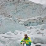 Glaciar Quielcaya
