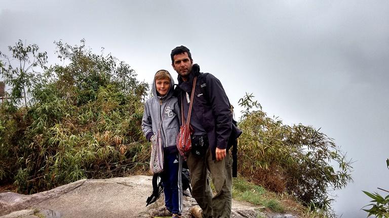 En Machu Picchu, MAPI