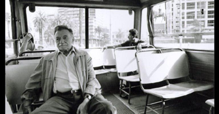 Mario Benedetti. poeta, hombre libre, amó como pocos a su patria. Uruguayo por definición.