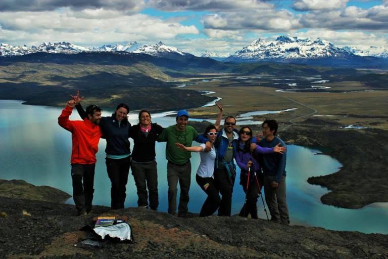 Parque Nacional Torres del Paine, 2015