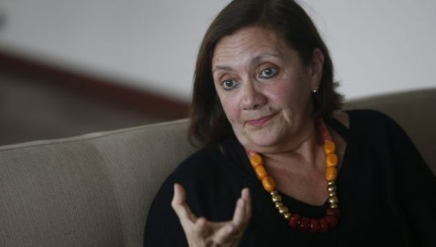 ENTREVISTA A LA HISTORIADORA CARMEN MCEVOY
