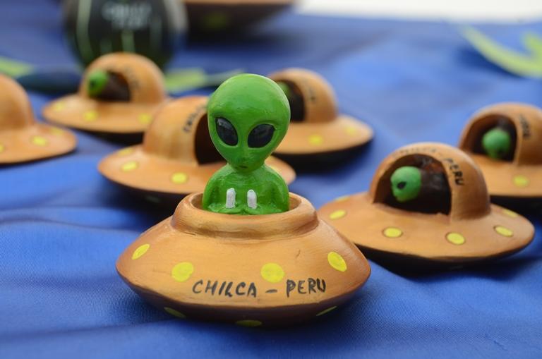 Encuentros cercanos de cualquier tipo: Chilca te espera. Foto: Yvette Sierra