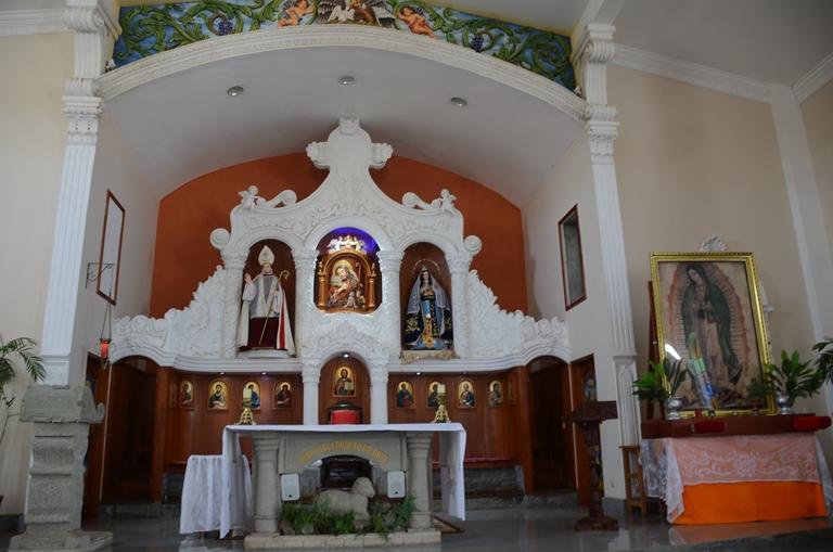 Recogimiento y devoción. Semana Santa en San Luis de Cañete. Foto: Yvette Sierra
