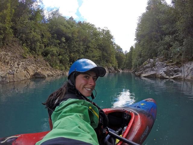 Río Azul, Chile