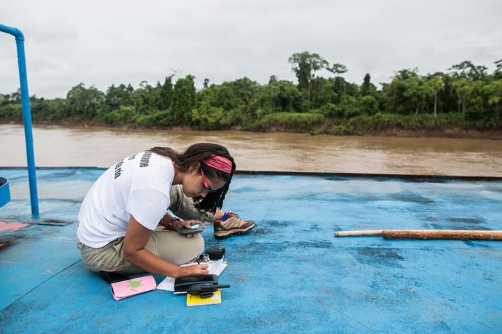 Foto: Carlos Castañeda / WWF Perú