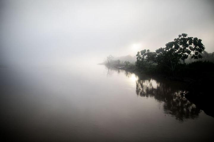 La expedición busca levantar información -poco conocida- que hay en los ecositemas acuaticos de la Amazonía. Foto: Sebastian Castañeda