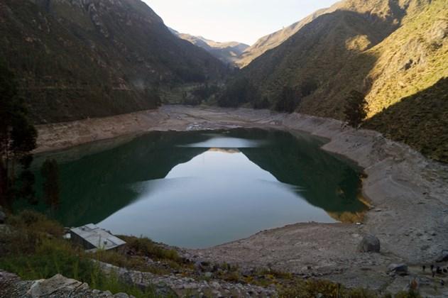 Los bosques andinos son paisajes frágiles y vulnerables a los efectos combinados del cambio climático, la deforestación y la degradación de sus coberturas vegetales. Foto del Programa Bosques Andinos