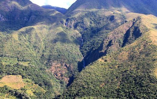 El ACR Urusayhua, en territorios de la nación machiguenga, podría servir a las comunidades locales para enfrentar el flagelo del narcotráfico. Foto ACCA:
